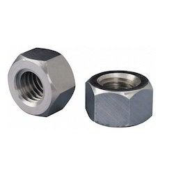 SS 202 Hex Nuts