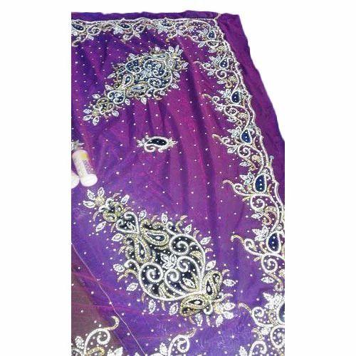 Designer Hand Embroidery Saree At Rs 5500 Piece Dongri Mumbai