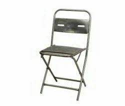 Folding SS Chair