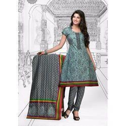 Shree Ganesh Cotton Ladies Stylish Suit, Machine wash