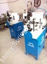 Segment Feed Coiling Spring Machine