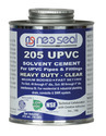 UPVC Solvent Cements for UPVC Pipes and Fittings