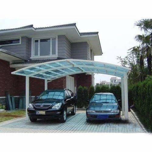 Polycarbonate Parking Sheds Parking Sheds Polycarbonate Parking Sheds  Manufacturer from Pune  Home Car Parking Design. Home Car Park Design House