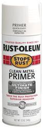 Rust-Oleum Stops Rust Clean Metal Primer Spray Paint