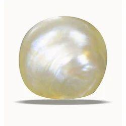 7.25 Ratti Pearl( Moti) Gemstone