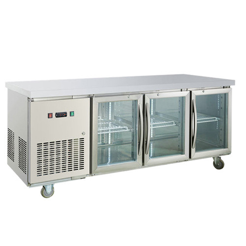 Glass Door Under Counter Refrigerator At Rs 75000 Piece Karawal