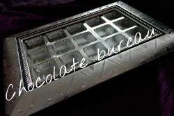 Cube Handmade Dark Chocolate