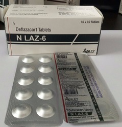 Deflazacort 6mg Tablet