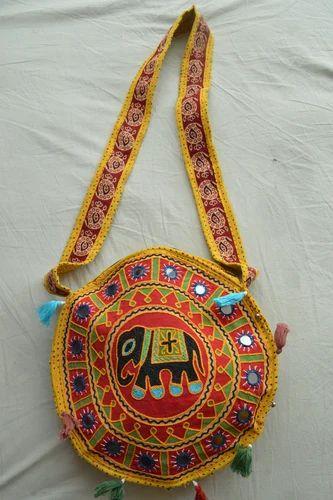 Jaipuri Handwork Side Bag, साइड बैग - PinkCity, Jaipur   ID ... c665a16adc