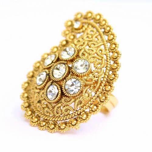 Designer Ladies Finger Rings At Rs 120 Piece S Fashion Finger
