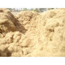 Brown Coconut Coir Fibre, For Mattress, Packaging Type: 50 Kg