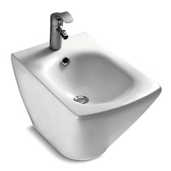 Escale Wall Hung Bidet