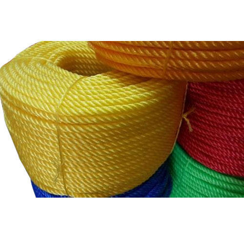 Plastic Polypropylene Rope At Rs 120  Kilogram