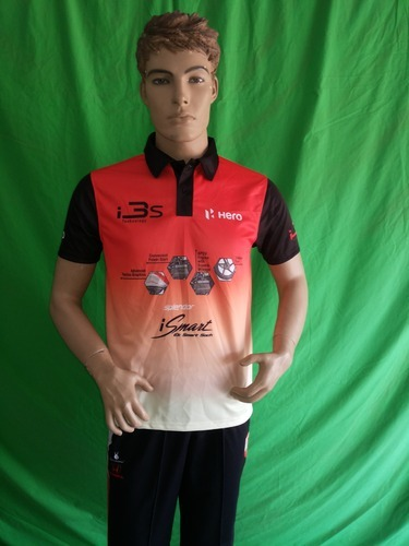 Sublimation Cricket Uniforms