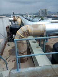 Cold Pipe Insulation Services