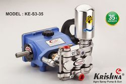 Triplex Piston SS Pump (KE-S3-35)