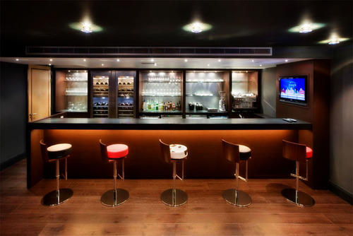 Commercial Interior Designing - Bar Counter Manufacturer from Hyderabad