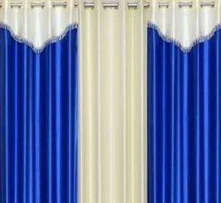 Stylish Silk Curtains