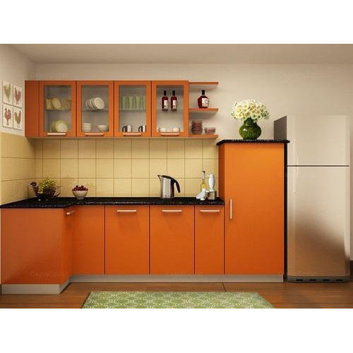 Wood Kitchen Designing Service, Rs 90000 /number, Rahul