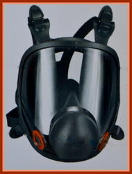 3M 6800 Full Facepiece Respirator Nose Mask