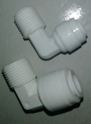 Plastic Fitting Components