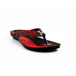 PU Fancy Look Ladies Slipper