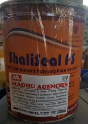 STP and Chemical Grade Shaliseal PS Polysulphide, Packaging Size: 4 kg