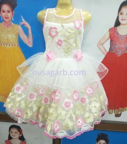 46eee29d80eb Western Types Design, Embroidery Party Wear Frocks, Size: 14, 16 - 18