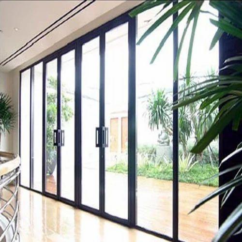 Aluminium Door - Aluminum Louver Door Manufacturer from