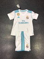 huge discount 20773 12a84 Real Madrid Home Jersey 2017-18