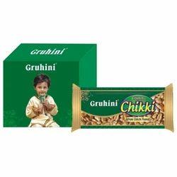 Jafrani Elaichi Peanut Chikki