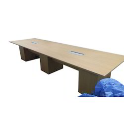 Conference Table with Pop Up Boxes