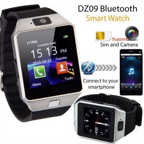dzo9 bluetooth smart watch