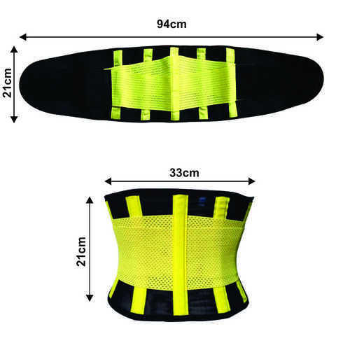 bde29a287c1 Kawachi Unsex Xtreme Power Belt Hot Slimming Thermo Shaper at Rs 264 ...