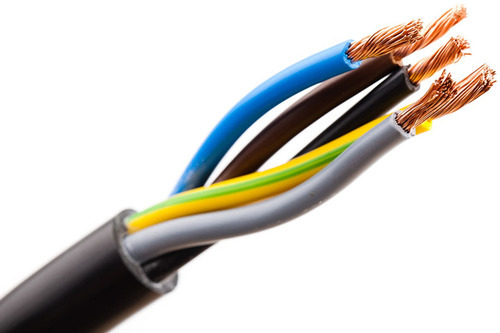 electrical cables merushi rh indiamart com cooper electrical wiring copper wire for electric motor