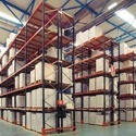 High Rise Pallet Storage System