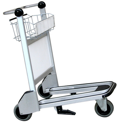 504d28fc4d37 Airport Luggage Trolley