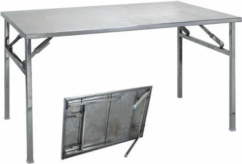 Steel Folding Table Foldaway Tables