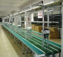 Horizontal Process Conveyor