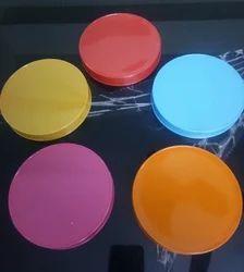 120 mm PET Jar Plain Cap
