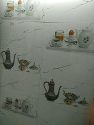 Custome Printed Ceramic Tiles, For Flooring, Size: 18 X 12 Inch