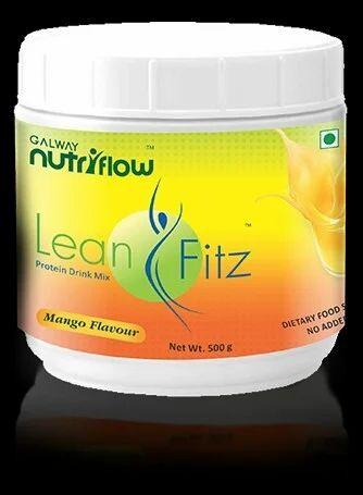 Galway Nutriflow Lean Fitz Protein Drink Mix