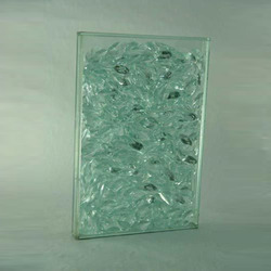 Crystal Filling Glass