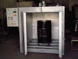 Hot Water Drum Heating Oven