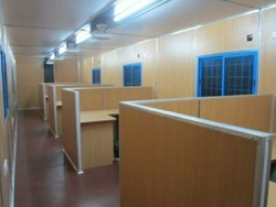 MS Portable Working Cabins
