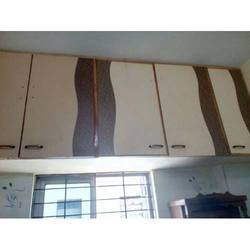 Stainless Steel Kitchen Wardrobe