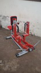 Seated Rowing Free Weight Machine