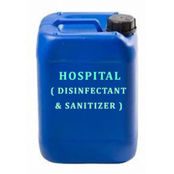Hospital Disinfectant And Sanitizer