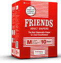Friends Adult Diapers (Institutional Packs)