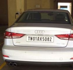 Audi Car Polishing Services